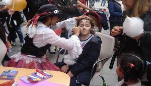 Çocuk hakları için etkinlik düzenlendi