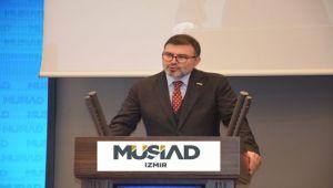 MÜSİAD İzmir'de Yeni Başkan Bilal Saygılı