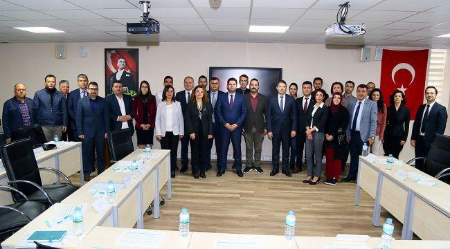 """""""Hava Ambulansı Çalıştayı"""" İzmir'de Başladı"""
