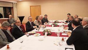 'İzmir Buluşmaları'nda ikinci zirve, STK'larla…