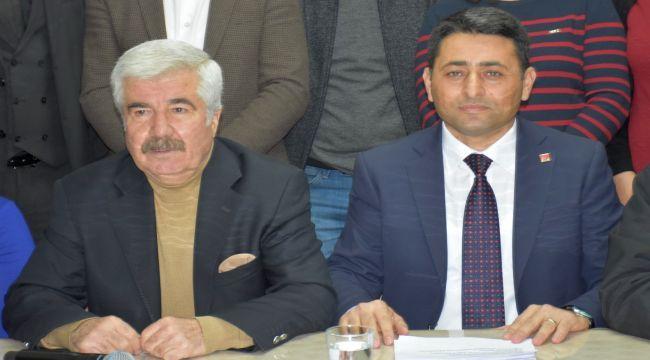 Menemen CHP'den GÜNEY'e yoğun destek