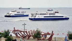 İZDENİZ'de Konak-Bostanlı hattı da devrede