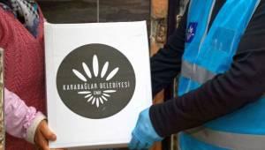 Karabağlar'da sosyal belediyecilik