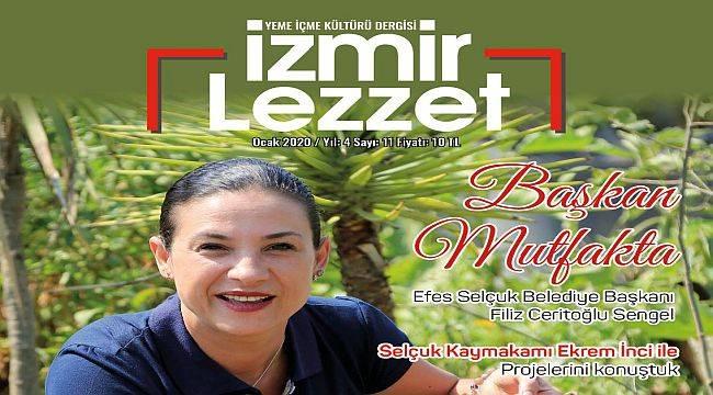 """İzmir Lezzet Dergisi 4. Yaşını """" 7 Kadın 7 Lezzet Belgeseli"""" ile kutluyor"""