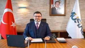 MÜSİAD İzmir Başkanı Bilal Saygılı Ramazan Bayramı'nı Kutladı
