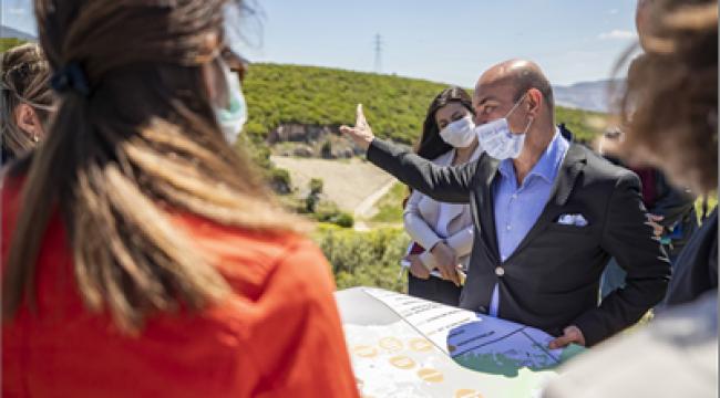 Orman İzmir projesi hız kazanıyor