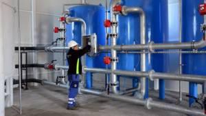 İZSU, Torbalı ve Urla'da paket arıtma tesisleri kuruyor