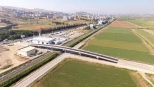Büyükşehir'den Menemen'e köprü