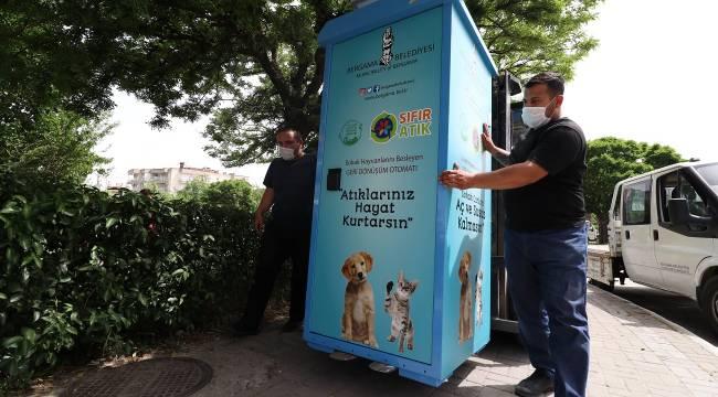 Mamamatikler sokaklardaki canlara destek olmaya devam ediyor