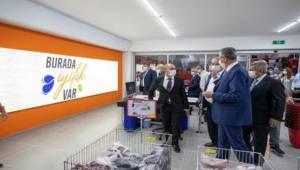 """Gaziemir'in """"İyilik merkezi"""" açıldı"""