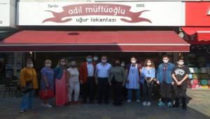 İzmir Mutfak Kültürü Derneği Genç Şefleri Tarihi Lezzetlerle Buluşturuyor