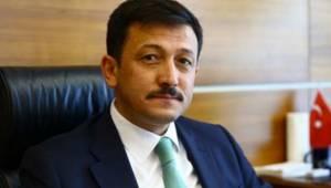AK Partili Dağ'dan 'Kürşat Ayvatoğlu' açıklaması
