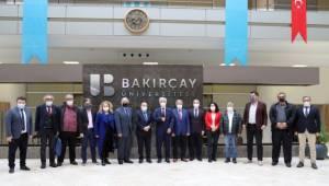 Akıllı Üniversite Uygulaması Türkiye'de Örnek Proje Seçildi