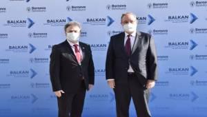 CHP Balkan Masası'nda Makedonya Türkleri konuşuldu