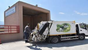 Bornova'da çöp toplamada yeni dönem