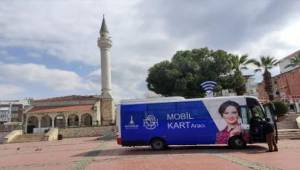 İzmirim Kart'ta mobil dönem
