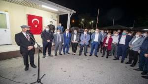 Başkan Soyer, bayramlaşmaya ESHOT'ta başladı
