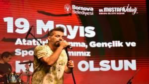 Bornova'da 19 Mayıs'a özel konserler