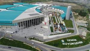 Fuar İzmir ''Güvenli alan'' sertifikası aldı