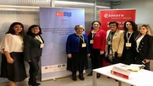 Işınsu Kestelli: ''Yunanistan, İspanya ve Türkiye kadın girişimcileri arasında bir köprü inşa ettik''