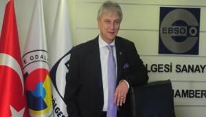 Türkiye'nin 500 büyük sanayi kuruluşundan 75'i EBSO üyesi