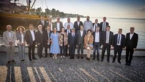 Başkan Soyer, CHP'li başkanlar buluştu