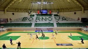 Milli basketbolcular İzmir'de kamp yapacak
