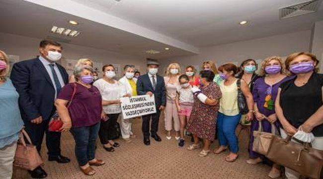 Örnekköy Sosyal Projeler Yerleşkesi açıldı