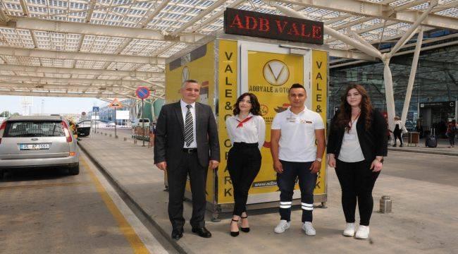 ADB Vale İle Havaalanında Kapı Önü Hizmet