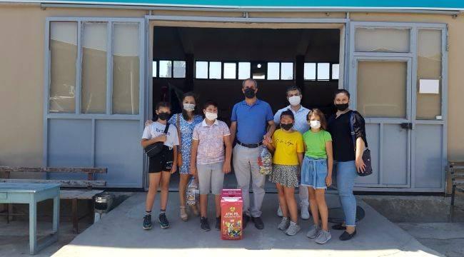 Bergama'nın Çevreci Öğrencileri