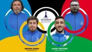 İzmir'in Olimpiyat Gururu