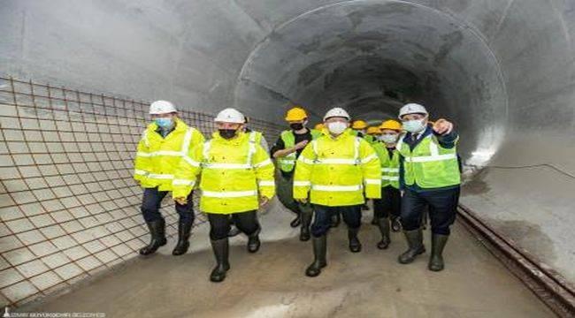 Kemalpaşa Metrosu İçin İlk Adım Atıldı