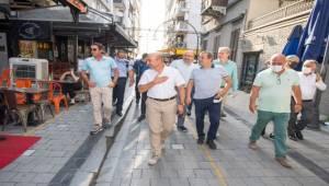 Kıbrıs Şehitleri Caddesi Yenileniyor