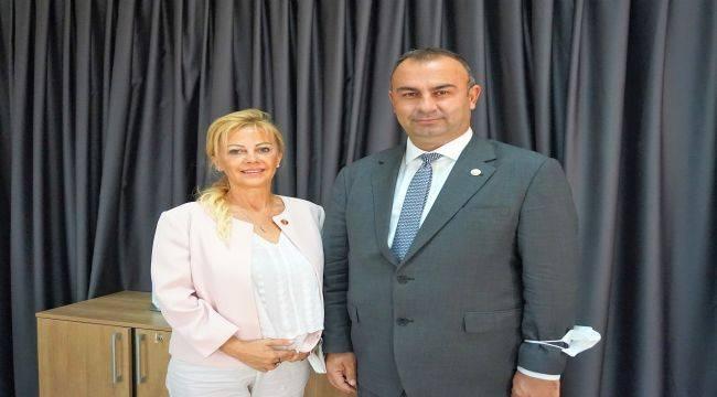 Milletvekili Arslan'dan İGC Ziyareti