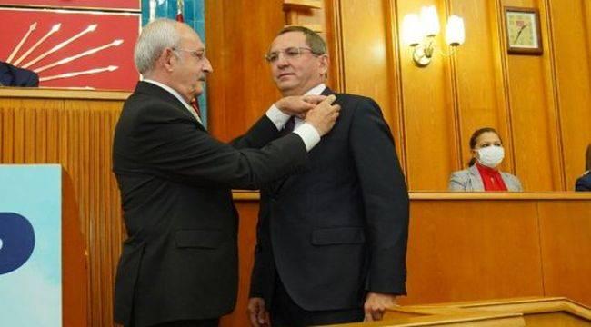 Ayvalık Belediye Başkanı CHP'ye katıldı